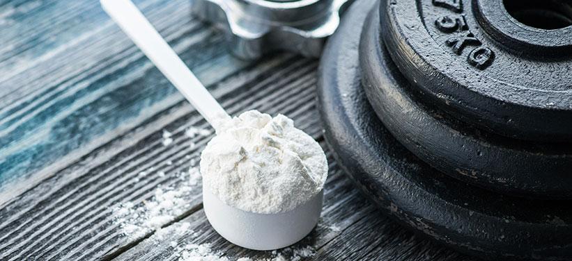 Kosttillskott för ökad kroppsmassa
