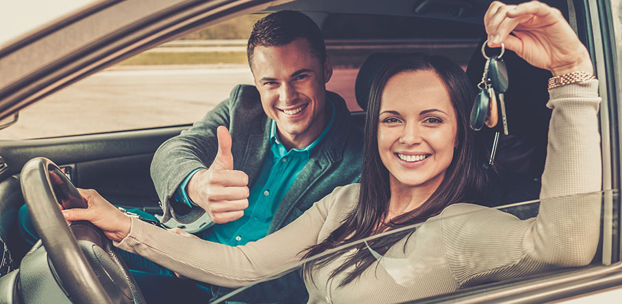 Trafikskola – vägen till körkortet